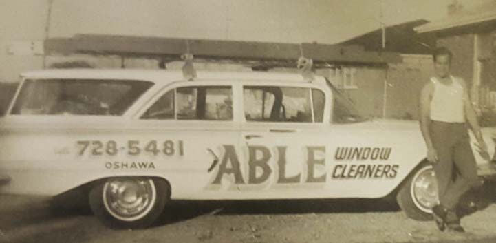 Able Window Cleaners is a residential home and commercial store window cleaning company In Oshawa, Durham Region, Ontario.